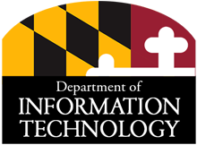 logo for MD Department of Information Technology